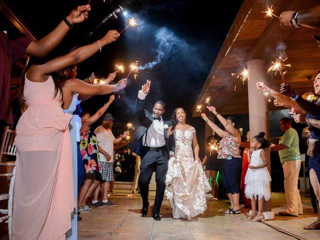 Mercedes and Alex's Wedding in Gros Islet, St. Lucia 36