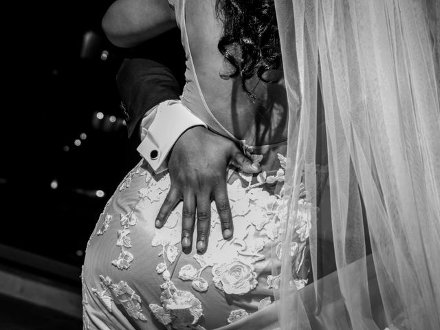 Mercedes and Alex's Wedding in Gros Islet, St. Lucia 38