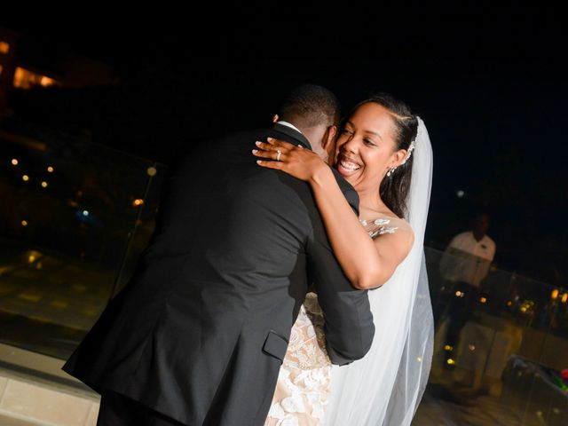 Mercedes and Alex's Wedding in Gros Islet, St. Lucia 41