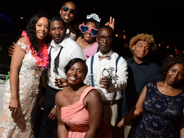 Mercedes and Alex's Wedding in Gros Islet, St. Lucia 47