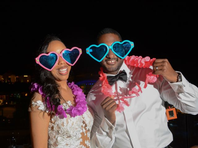 Mercedes and Alex's Wedding in Gros Islet, St. Lucia 48