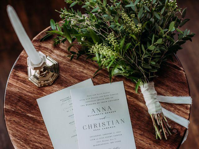 Christian and Anna's Wedding in Minneapolis, Minnesota 4