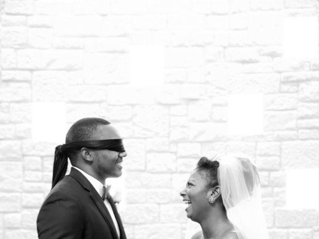 Ashley and Corey's wedding in Texas 7