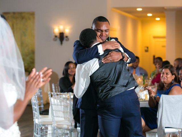 Ashley and Corey's wedding in Texas 21