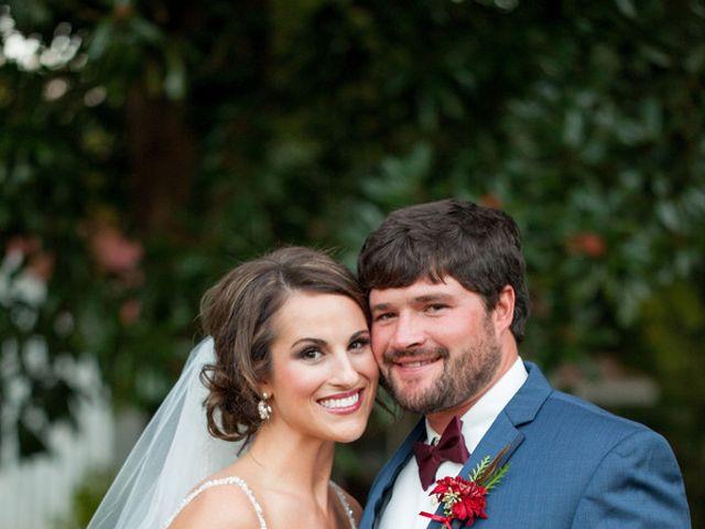 The wedding of Jon Thomas and Reba Kate