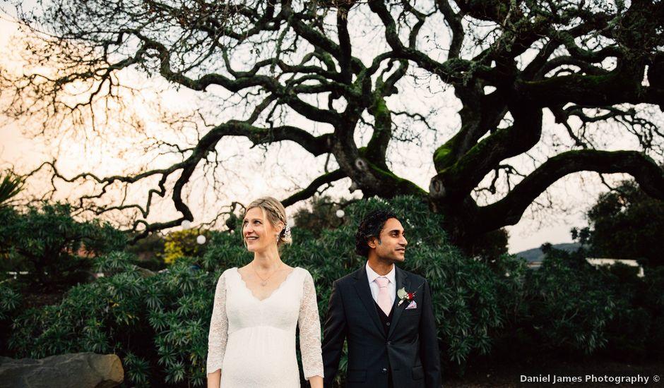 Sameer and Sarah's Wedding in Carmel Valley, California