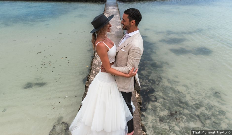Alex and Nat's Wedding in Playa del Carmen, Mexico