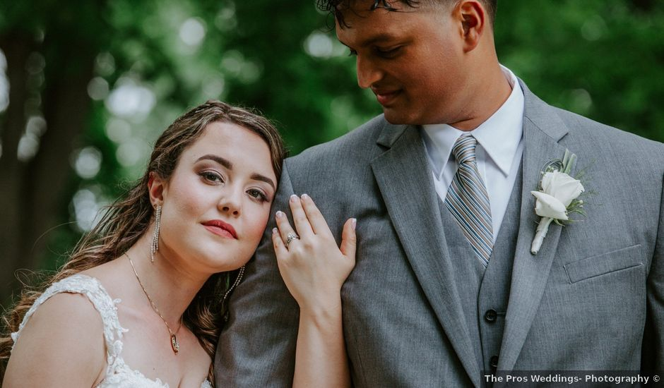 Phillip and Michelle's Wedding in New Windsor, New York