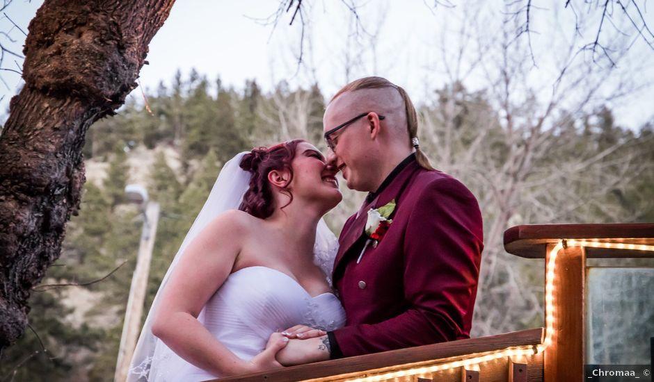 Nate and Sydney's Wedding in Boulder, Colorado