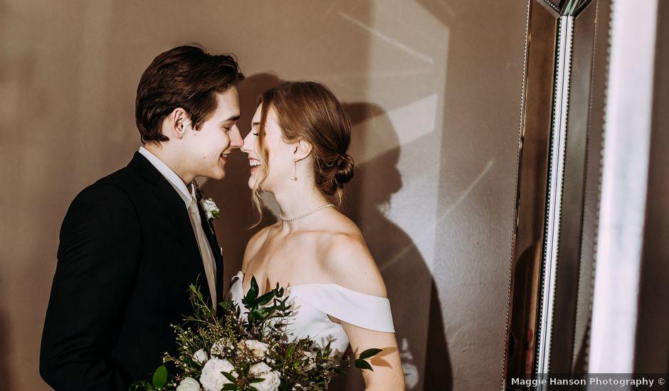 Christian and Anna's Wedding in Minneapolis, Minnesota