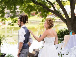 Christine and Ben's Wedding in Omaha, Nebraska 7