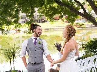 Christine and Ben's Wedding in Omaha, Nebraska 8