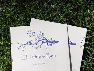 Christine and Ben's Wedding in Omaha, Nebraska 10