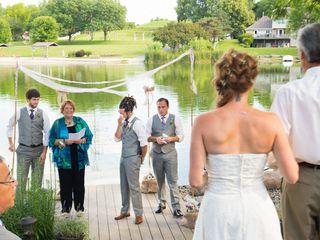 Christine and Ben's Wedding in Omaha, Nebraska 16