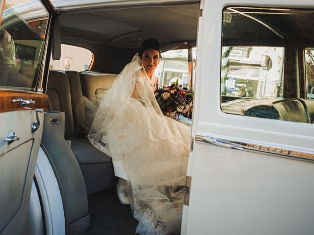 Josh and Julia's Wedding in Philadelphia, Pennsylvania 6