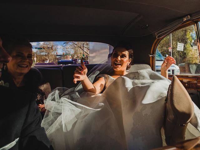 Josh and Julia's Wedding in Philadelphia, Pennsylvania 10