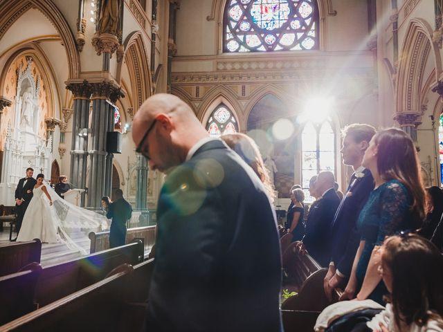 Josh and Julia's Wedding in Philadelphia, Pennsylvania 19