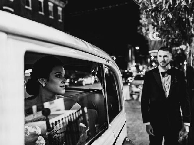 Josh and Julia's Wedding in Philadelphia, Pennsylvania 32