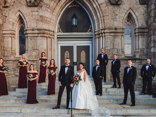Josh and Julia's Wedding in Philadelphia, Pennsylvania 41