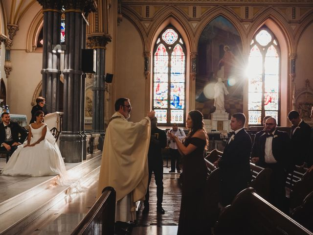 Josh and Julia's Wedding in Philadelphia, Pennsylvania 42