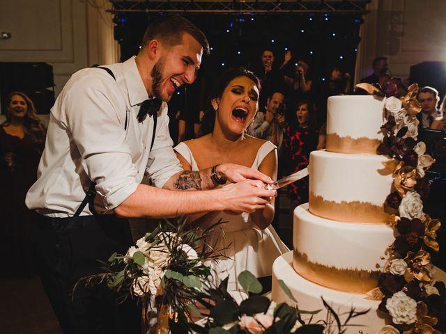 Josh and Julia's Wedding in Philadelphia, Pennsylvania 46