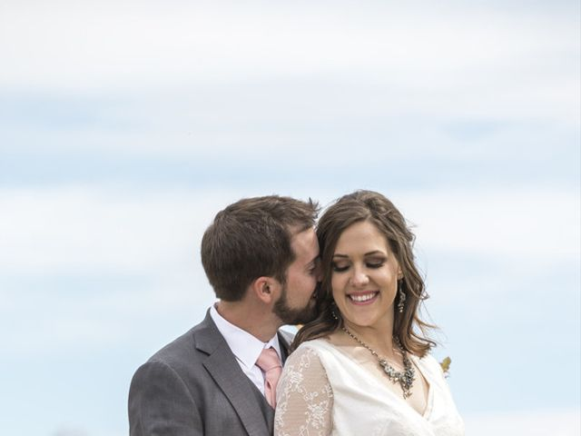 Lexie and Greg's Wedding in Victor, Idaho 16