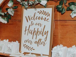 Elide and Bradley's Wedding in Norcross, Georgia 3