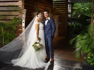 The wedding of Vivian and Toan
