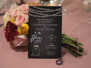 The wedding of Daniel and Catherine 2