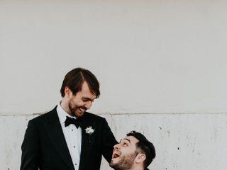 The wedding of Alex and Derek 3