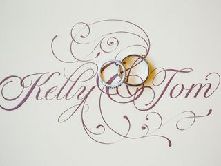 The wedding of Tom and Kelly 3