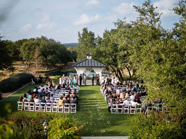 Michael and Ben's Wedding in Boerne, Texas 9