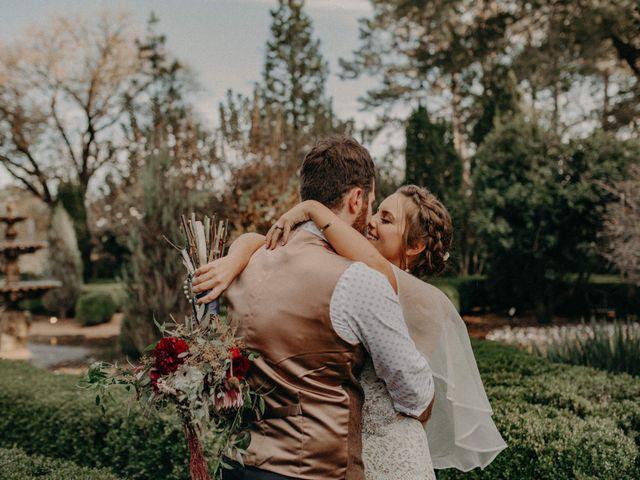 The wedding of Ashley and Joseph