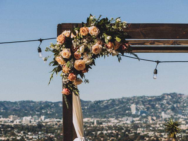Adam and Kat's Wedding in Culver City, California 5