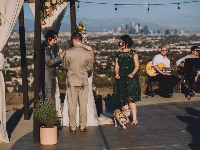 Adam and Kat's Wedding in Culver City, California 7
