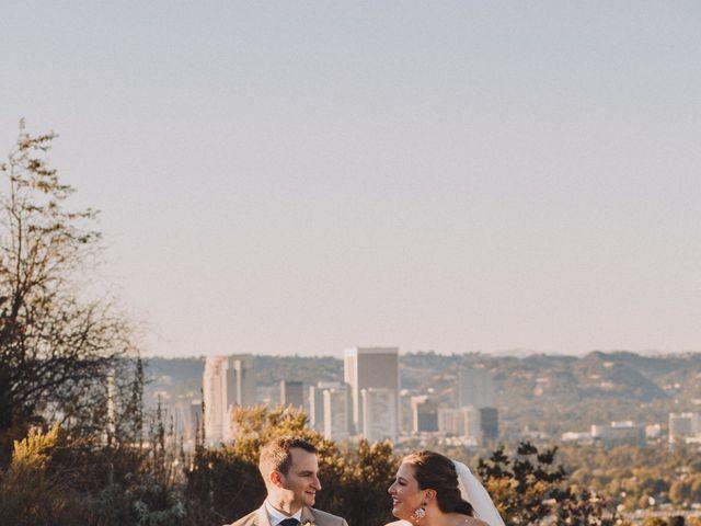 Adam and Kat's Wedding in Culver City, California 8