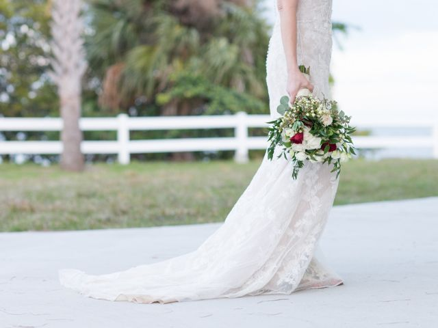 Billy and Alyx's Wedding in Safety Harbor, Florida 19