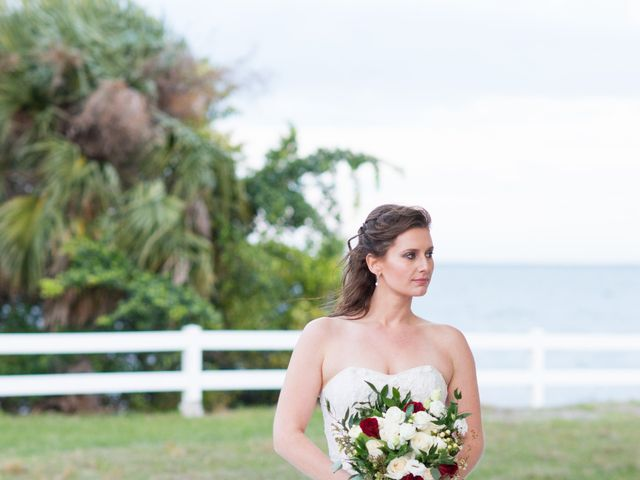 Billy and Alyx's Wedding in Safety Harbor, Florida 20