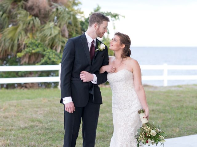 Billy and Alyx's Wedding in Safety Harbor, Florida 21