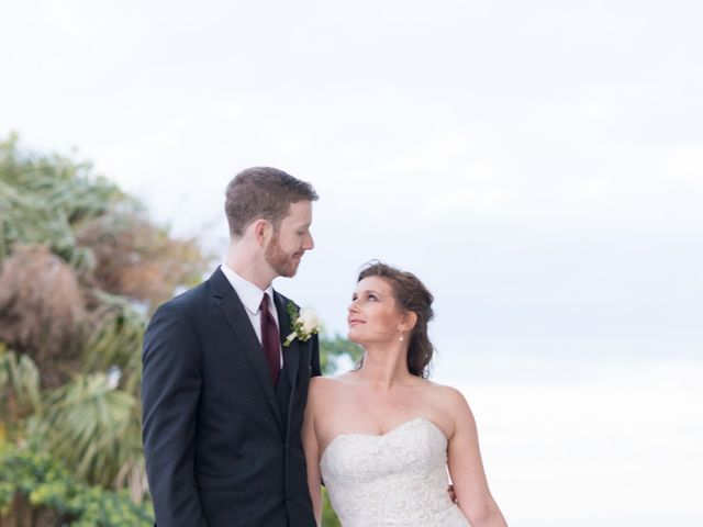Billy and Alyx's Wedding in Safety Harbor, Florida 22