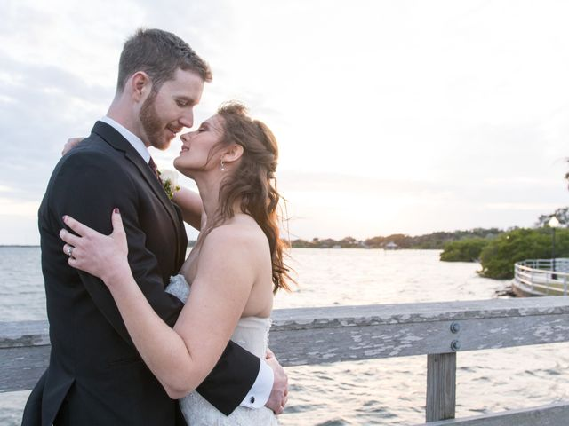 Billy and Alyx's Wedding in Safety Harbor, Florida 1