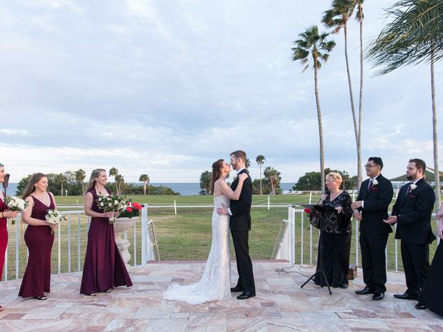 Billy and Alyx's Wedding in Safety Harbor, Florida 27
