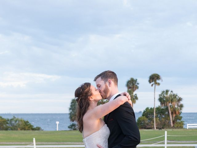 Billy and Alyx's Wedding in Safety Harbor, Florida 28