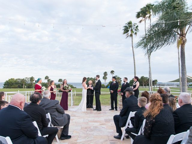 Billy and Alyx's Wedding in Safety Harbor, Florida 30