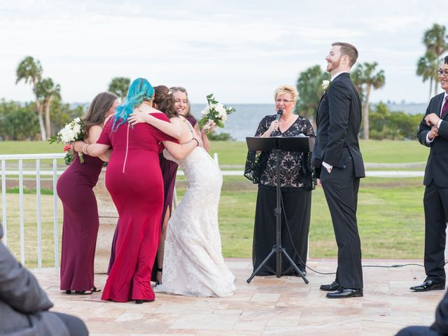 Billy and Alyx's Wedding in Safety Harbor, Florida 31