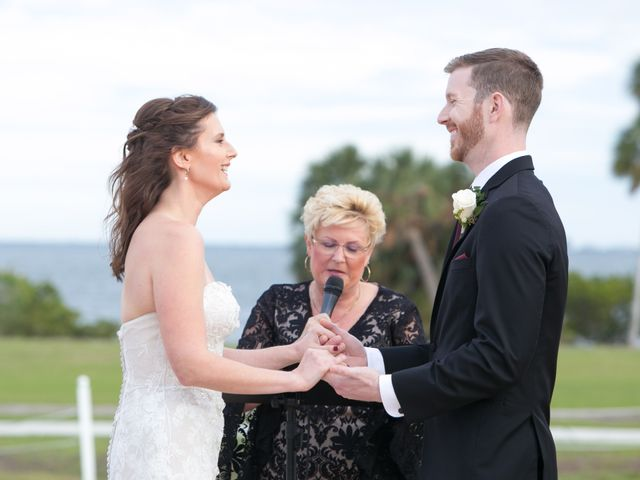 Billy and Alyx's Wedding in Safety Harbor, Florida 32