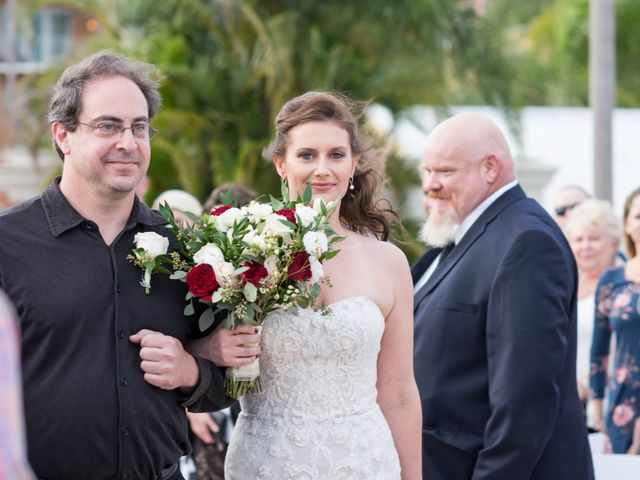 Billy and Alyx's Wedding in Safety Harbor, Florida 34