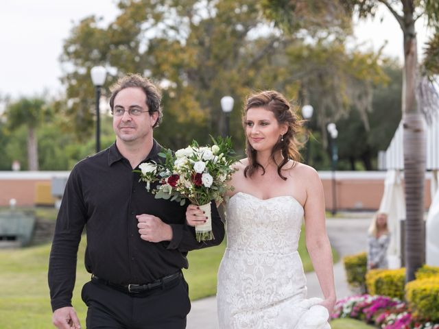 Billy and Alyx's Wedding in Safety Harbor, Florida 35
