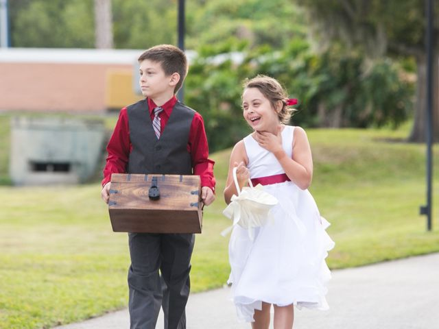 Billy and Alyx's Wedding in Safety Harbor, Florida 37