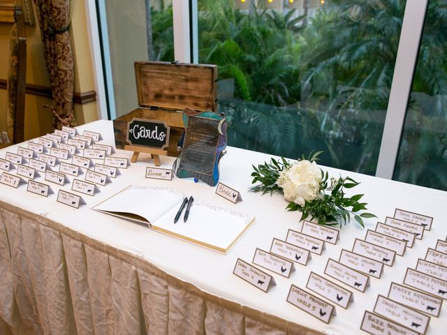 Billy and Alyx's Wedding in Safety Harbor, Florida 56